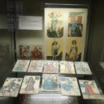 Spielkarten Schloss Altenburg Foto Rosenkranz
