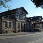 Bahnhof Bad Salzungen