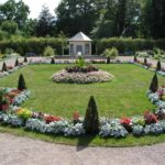 Blumengarten_Schloss_Belvedere_Weimar Foto R.Möhler