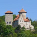 Burg Normannstein_pixelio.de