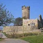 Drei Gleichen Burg Mühlberg