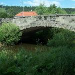 Eisenach Hörselbrücke am Rotenhof.