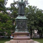 Eisenach Lutherdenkmal