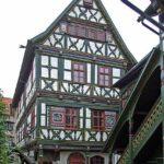 Fachwerkhaus-Meininge Foto Dontworry