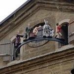 Glockenspiel am Rathaus