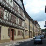 Goldschmiedenstrasse Eisenach