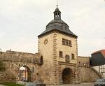 Historische Wehranlage Mühlhausen