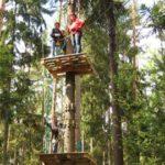 Kletterwald Hohenfelden (2)