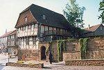 Garten_Literaturmuseum Mühlhausen