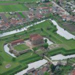 Luftbild Festung Heldrungen