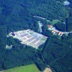 Luftbild KZ-Buchenwald