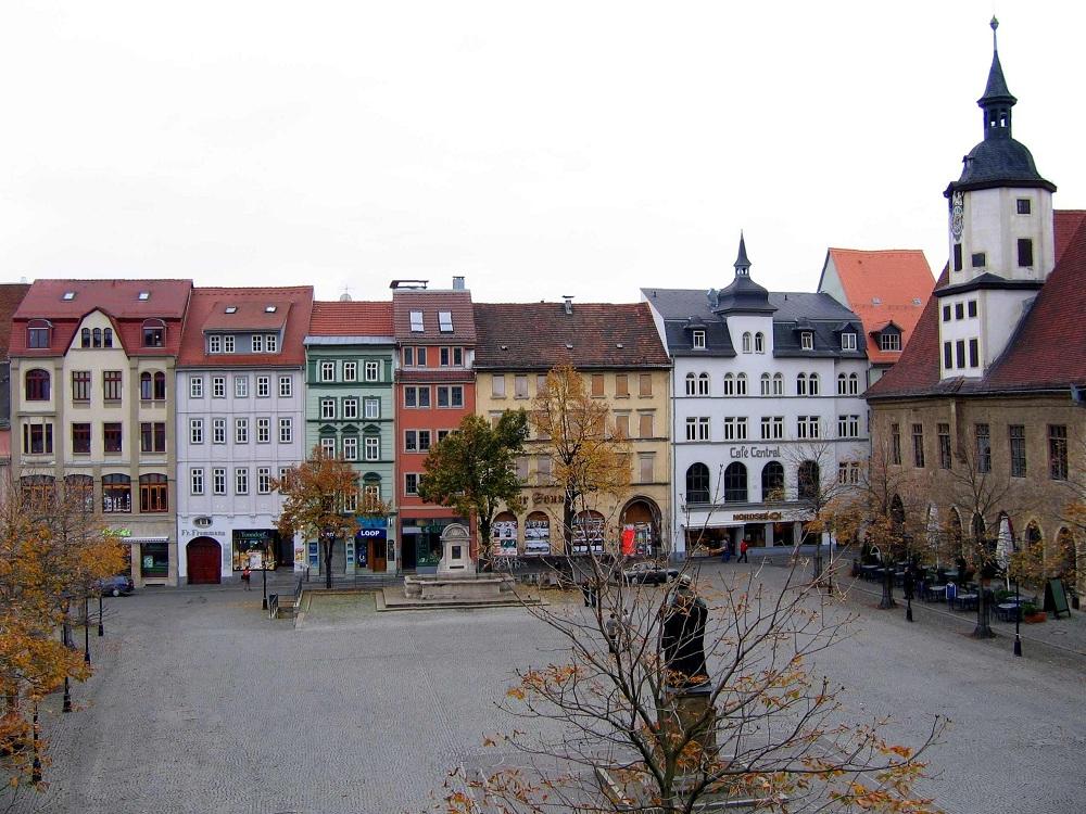 Markt De Gay Thüringen