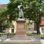 Martin Luther Denkmal Erfurt