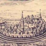 Meiningen um 1676