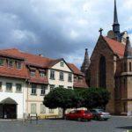 Otto Dix Haus & St.Marienkirche in Gera