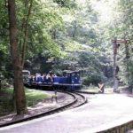 Parkeisenbahn Zoo Gera