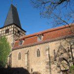 Pfarrkirche St.Peter&Paul in Oberweimar
