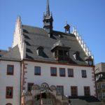 Rathaus Pößneck
