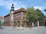 Rathaus in Nordhausen