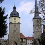 Riedtor in Arnstadt