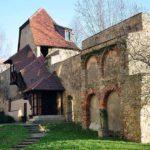 Stadtmauer in Gera