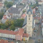 Stadtzentrum Jena Foto C Löser