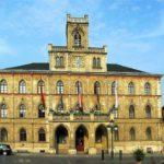 Weimar Rathaus Bild von Andreas Trepte
