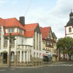 Zella-Mehlis-Stadt Kirche von Winfried Gänßler